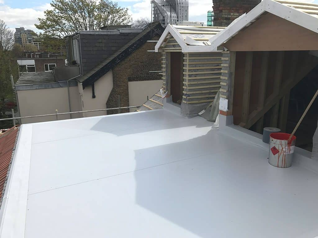 RCC flat roofing contractor