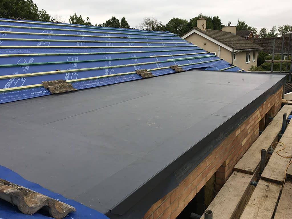 Flat roofers in cambridge