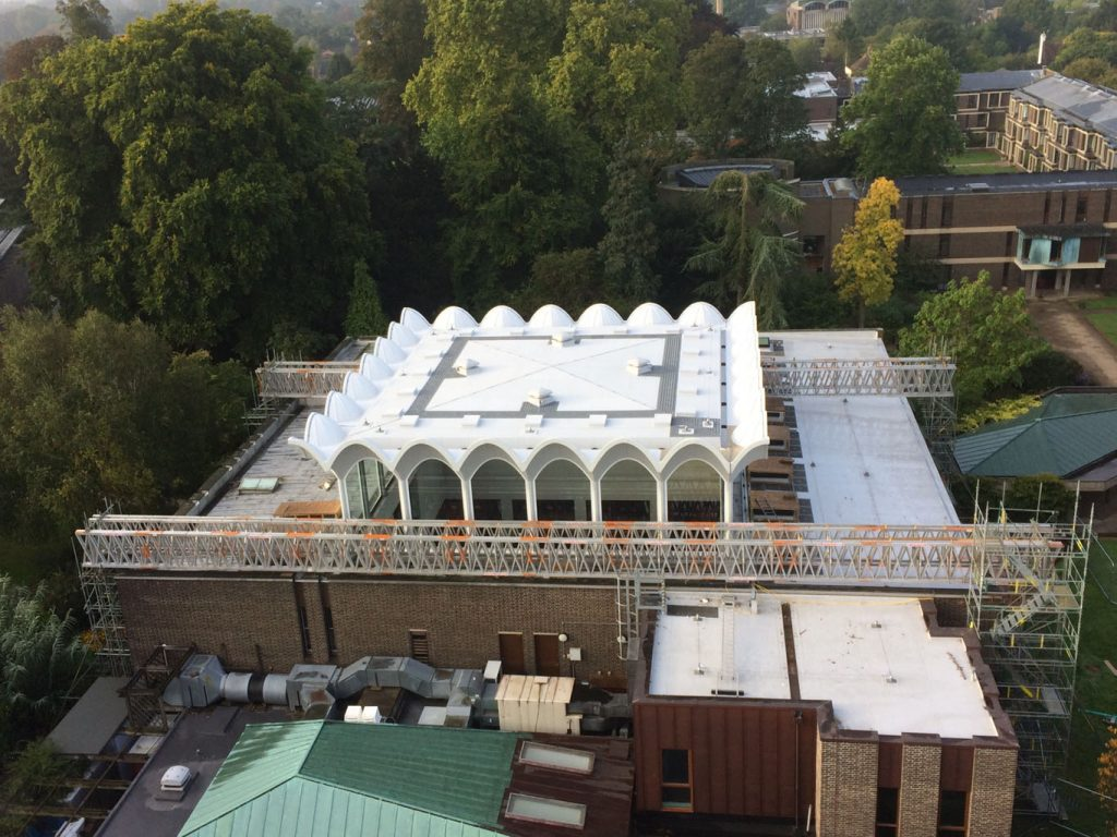 Large Roofing Contract