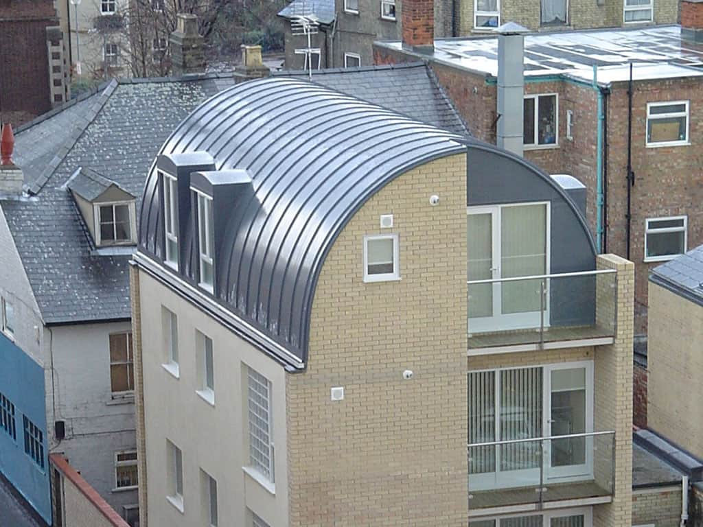Single Ply Roof Project
